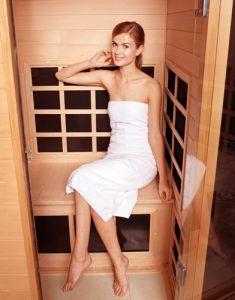 CE-1 infrarood sauna