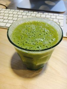 power rucola smoothie
