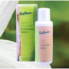 cleansing wash paul penders