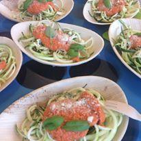 spaghetti raw vegan