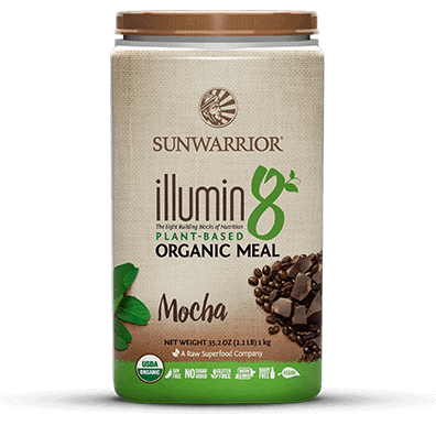 sunwarrior illuminate mocha