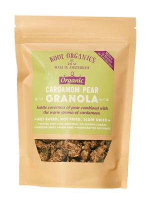 kool organics granola peer