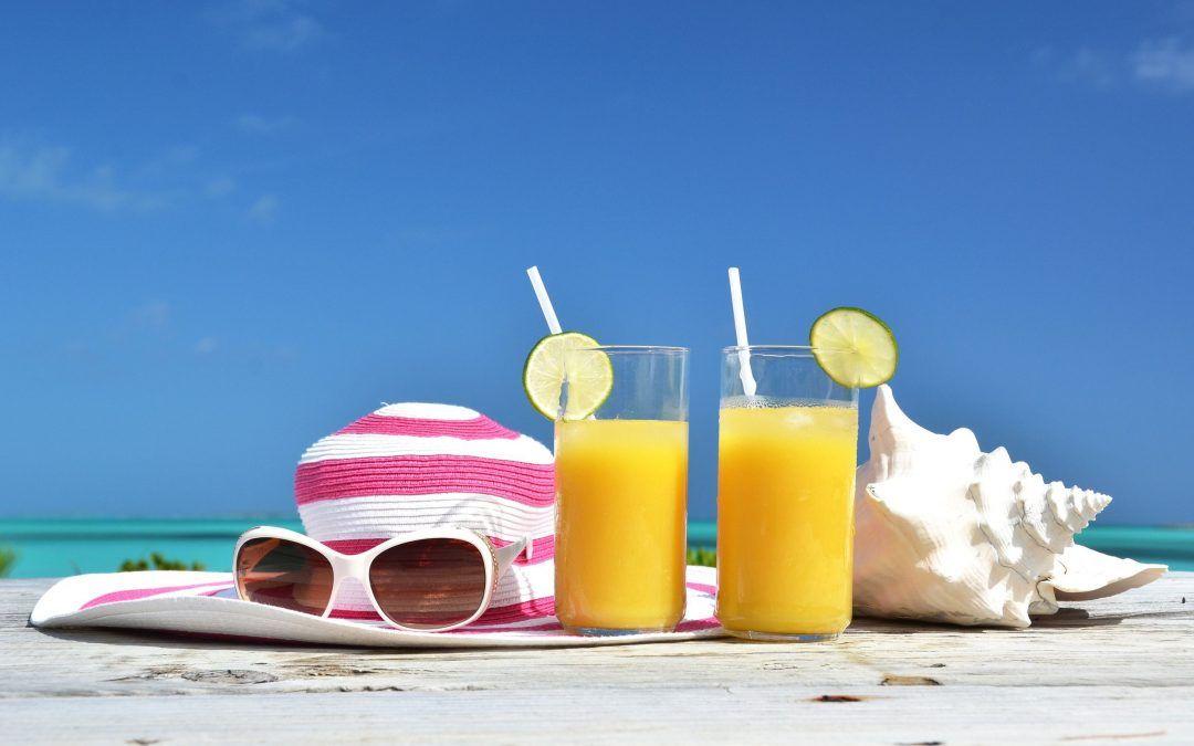 Mijn 5 beste vakantietips om fit te blijven