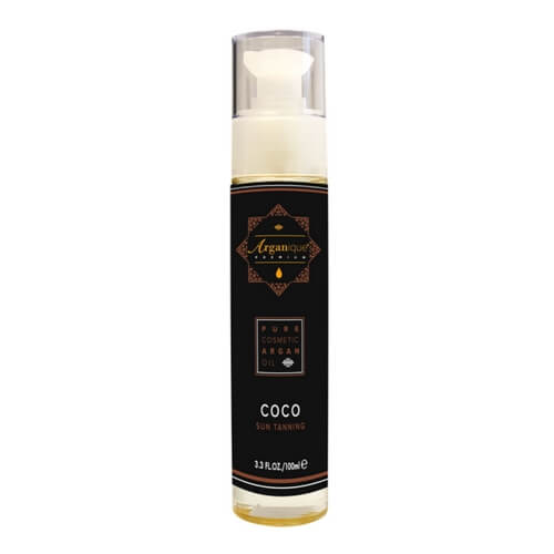Arganique Coco Sun tanning 100 ml.