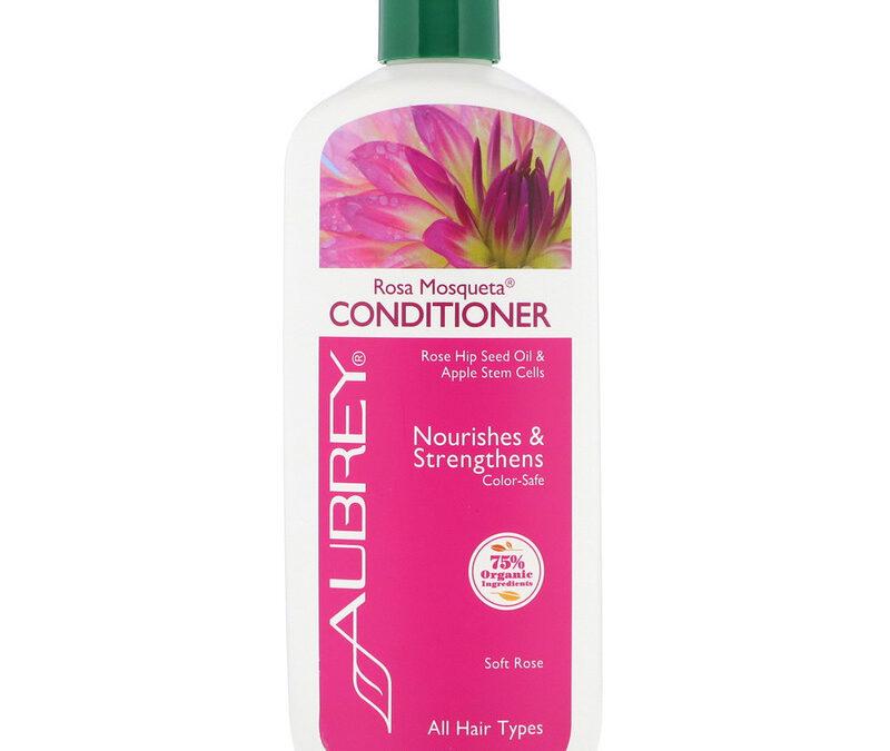 Conditioner Aubrey – Rosa Mosqueta (alle haartypes & gekleurd haar)